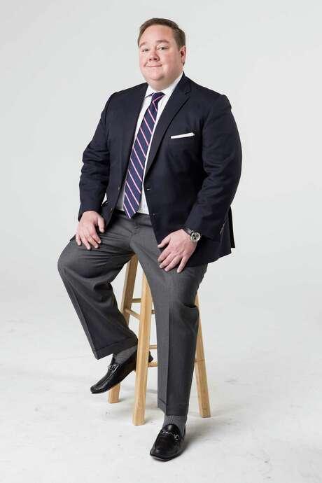 Andrew Barth, senior vice president, Incite Energy, poses for a photo in The Chronicle Studio on Thursday, Jan. 5, 2017, in Houston. ( Brett Coomer / Houston Chronicle ) Photo: Brett Coomer, Staff / © 2017 Houston Chronicle