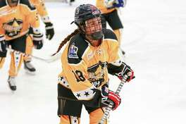 Westport Rebecca Russo competed at the 2017 National Women's Hockey League All-Star Game last weekend