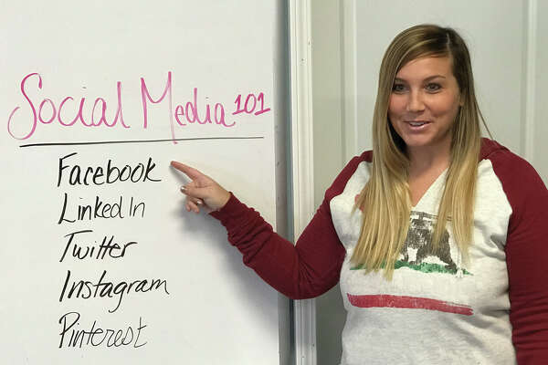 On Sunday, February 19, Dani Langhauser of TechKnow Solutions   in Breese will present Social Media & Other Great Apps as part of Maryville Parks & Rec Discovery Sunday Series.     Dani will explain and answer your questions about Facebook, Instagram and other social media.     She will also offer a number of useful apps one can use. Bring your own device and any questions you may have. The session will be from 1:00-3:00 PM at Maryville Community Center, at 500 E. Division St., Maryville.     To have enough handouts, pre-registration is requested, but not required.     Leave name and number of attendees at 618-772-5888.     All sessions are free and open to the public.