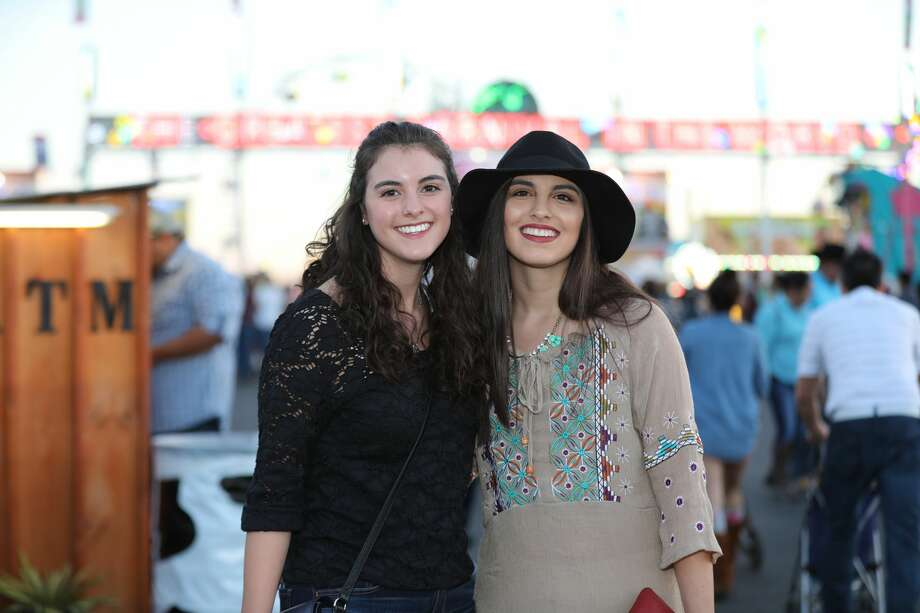 The San Antonio Stock Show & Rodeo was a time to enjoy some Texas fun as locals hit the AT&T Center on Friday, Feb. 17, 2017. Photo: By Marco Garza, For MySA