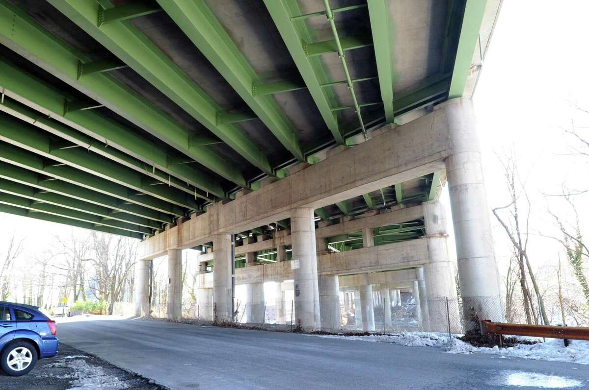 9. Greenwich - Interstate 95 over Byram River between exits 2 and 3 Deck - 3 Superstructure - 5 Substructure - 5