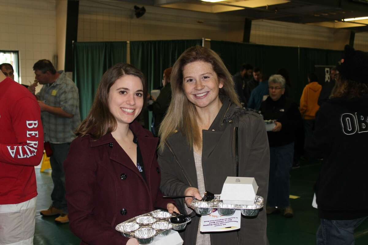 Were you Seen at the timesunion.com/Table Hopping Mac-n-Cheese Bowl at the Marcelle Athletic Complex on the Siena College campus in Loudonville, NY on Saturday, February 18, 2017? The event was a benefit for the Regional Food Bank of Northeastern New York.