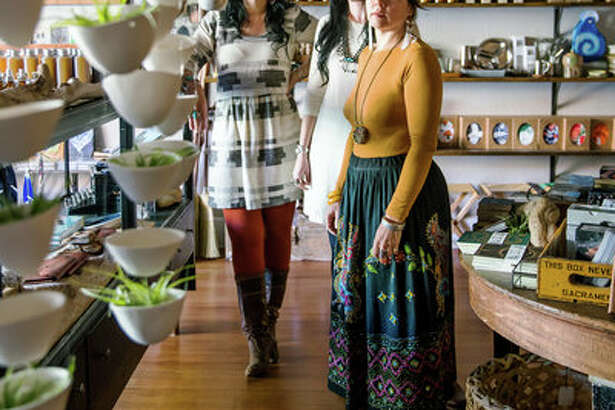 DO NOT USE. SUNSET MAGAZINE CONTENT ONLY.   Artisan goodies   The women behind Kitkitdizzi boutique, which specializes in handmade products.