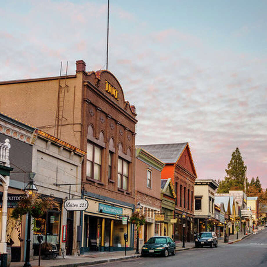 NorCal winner: Nevada City, CA› Population: 3,145› Median family income: $55,000› Median home price: $377,000› Average property tax: $2,719› Year-over-year home appreciation: 7.4 percent› Number of live concerts per year: 65 Photo: Thomas J. Story