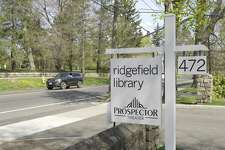 The new and improved Ridgefield Library will have its re-opening this weekend, May 9-11. The original 1903 building of the Ridgefield, Conn, library has been incorporated into a new 44,000 square foot library. Wednesday, May 7, 2014.