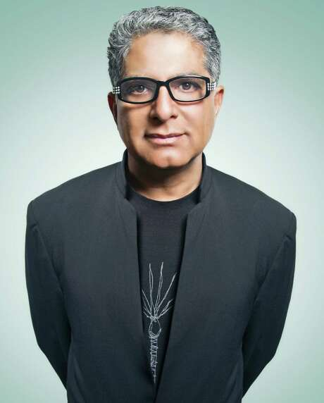 "Spiritual guru Deepak Chopra will be speaking at Unity Houston on Friday, Feb. 24, 2017. He also has a new book, "" You Are The Universe."" Photo: Courtesy Of Deepak Chopra"