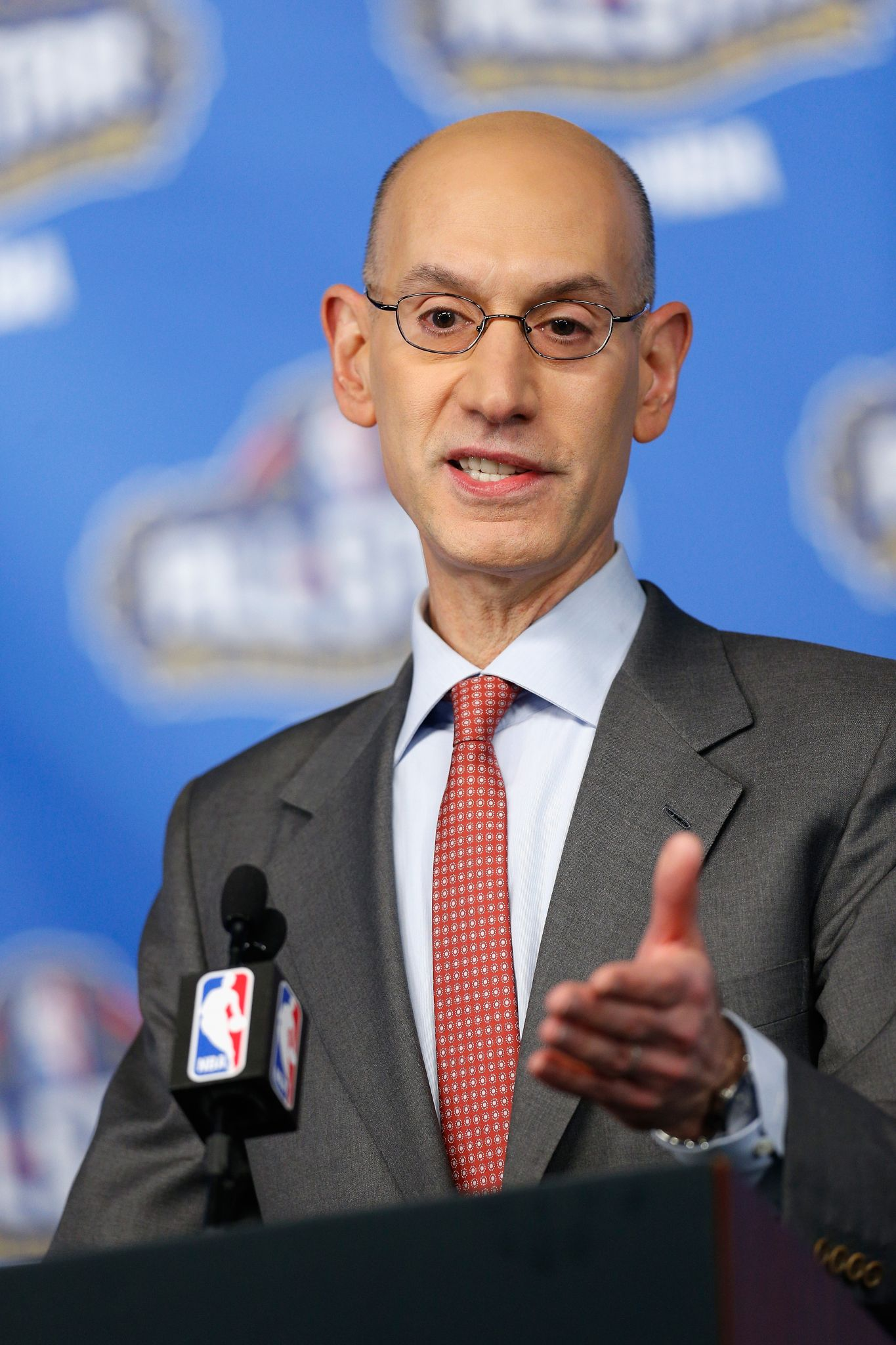 Adam Silver says NBA will monitor state legislation in ...