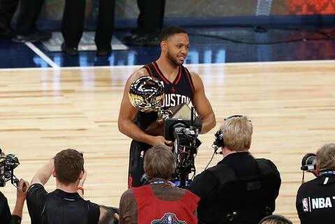 ad6d1e58e16 Rockets  Eric Gordon wins NBA 3-point shooting contest - Houston ...
