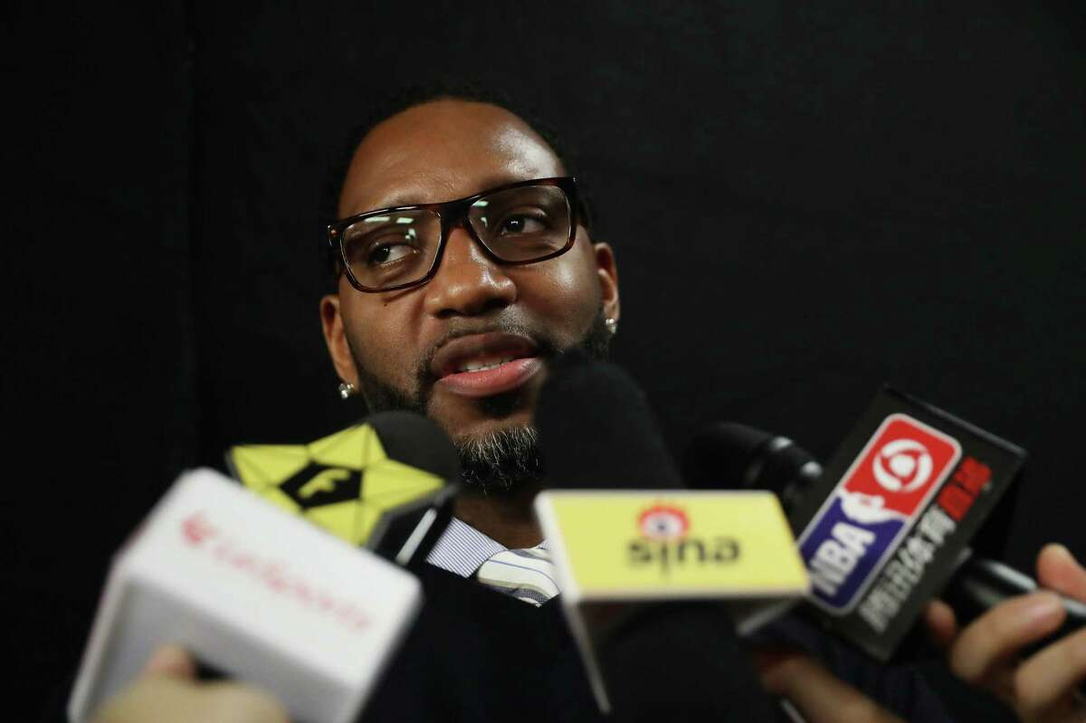 Tracy McGrady, who started his career with Orlando, doesn't believe that failing to win a title should keep someone out of the Hall of Fame.