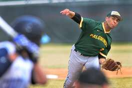 LCC's Ulises Hernandez and the entire pitching staff struggled as the Palominos were swept by Cisco on Friday and Saturday.