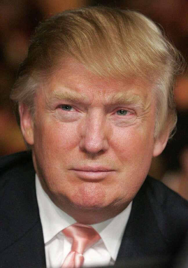 Trump Photo: STEVE MARCUS /REUTERS / X00642