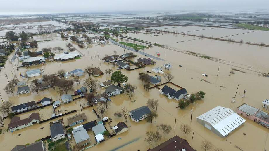 Northern California Storm Causes Flooding With Worse To