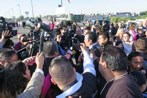 The WBCA/IGNC International Ceremony, part of the 120th Washington's Birthday Celebration, was held Saturday, Feb 18, 2017, at the Juarez-Lincoln International Bridge.