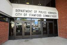 City of Stamford Police Station at 805 Bedford Street in Stamford, Conn. on Friday July 26, 2013.
