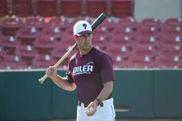 Pearland head baseball coach Anthony Scalise believes his team can evolve into a playoff squad.