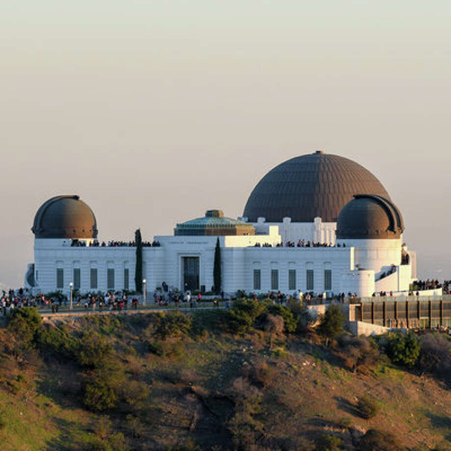 Rebel Without a CauseSite to visit: Griffith Observatory, Los Angeles, CAThe planetarium served as a backdrop for much of the dramatic action in the classic James Dean flick, including the famous knife fight scene. Photo: PG/Bauer-Griffin/GC Images