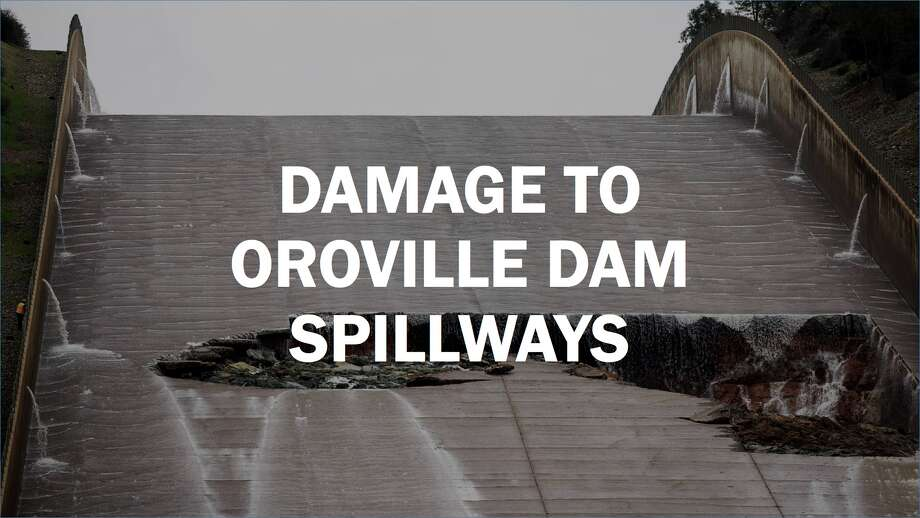 Nearly 200,000 ordered evacuated as Oroville Dam danger spikes - SFGate