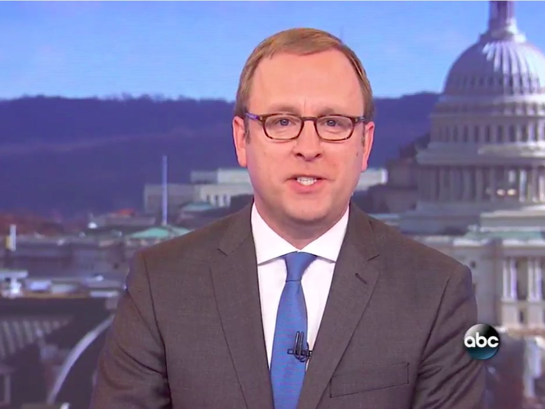 ABC reporter to Trump: We will 'pursue the truth' even if we must endure your 'wrath'