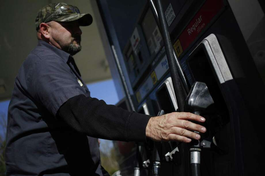 A reader favors an increase in the gasoline tax as a means of funding highway construction and renovation in Texas. Photo: Luke Sharrett /Bloomberg News / © 2017 Bloomberg Finance LP