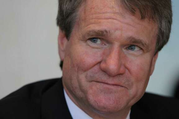 """At the end of the day, what's good for America is going to be good for Bank of America. We benefit from the same trends,"" says Bank of America CEO Brian Moynihan."