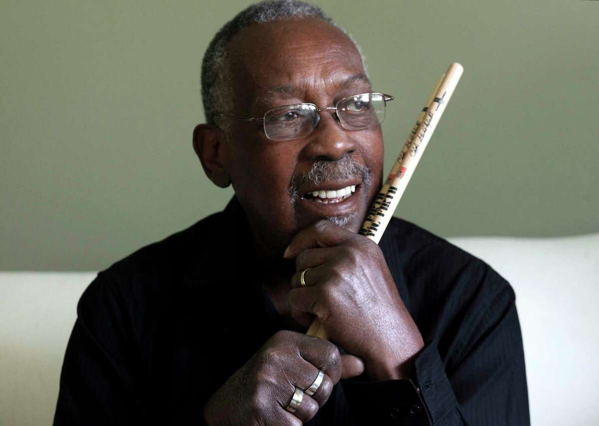Stubblefield created one of the most widely sampled drum breaks. ever, died Saturday, Feb. 18, 2017, at age 73. His wife, Jody Hannon, told The Associated Press that Stubblefield died of kidney failure at a Madison, Wis., hospital. (John Hart/Wisconsin State Journal via AP)