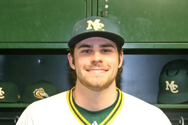 Midland College baseball player Hill Alexander