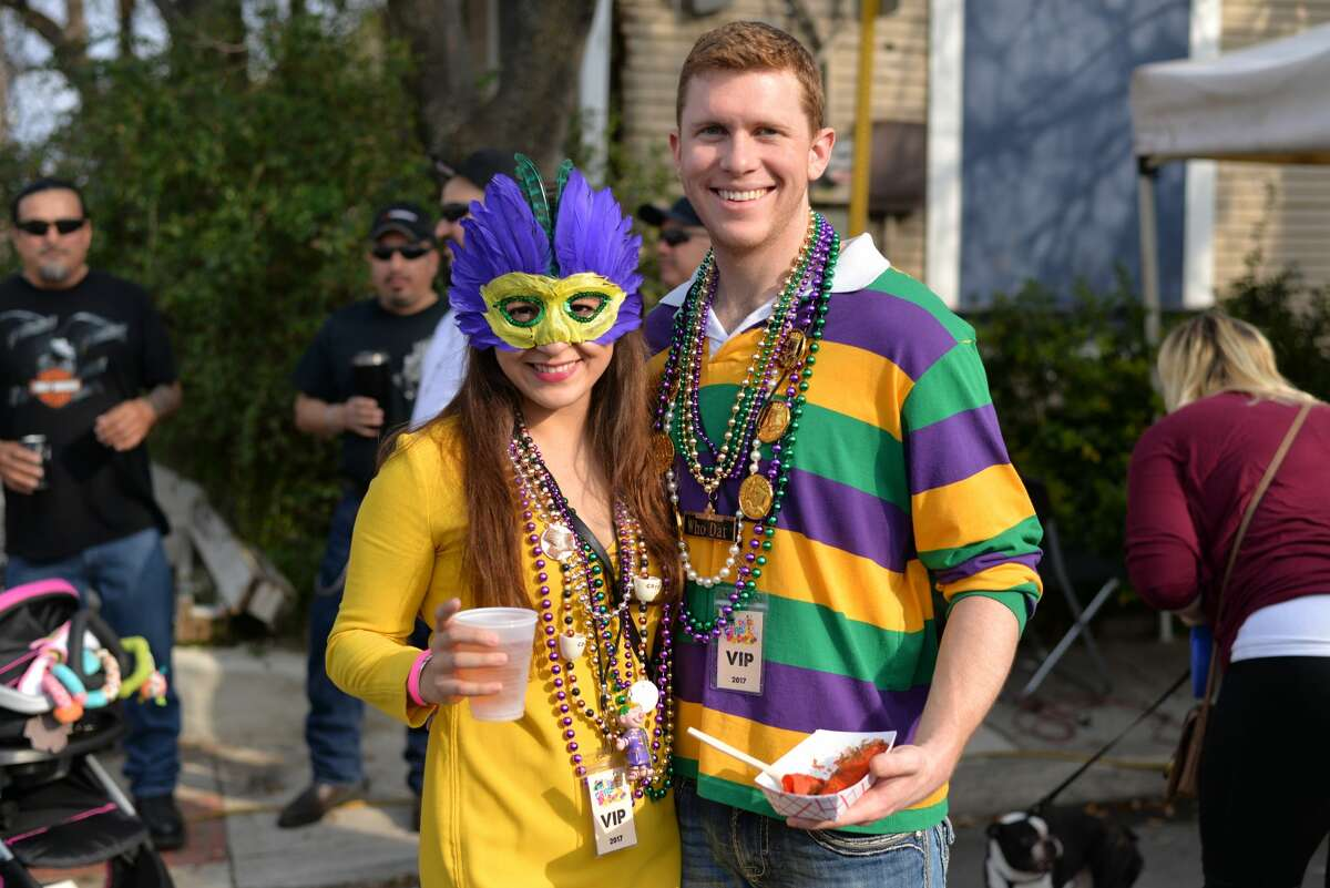 El Mardi Gras block party: 720 E. Mistletoe AvenueFeb. 11 NOLA Brunch & Beignets, The Cookhouse, Cullum's Attagirl and Southerleigh Find Food & Brewery are hosting the 2nd Annual El Mardi Gras block event in Tobin Hill. The event kicks off at 1 p.m. and lasts until 7 p.m.