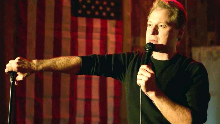"""Henry Phillips plays a version of himself in """"Punching Henry,"""" about a struggling comic trying to make it big. Photo: Well Go USA Entertainment"""