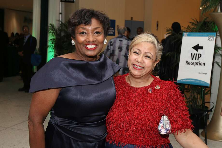 Were you SEEN at NYS Black & Puerto Rican  Caucus gala at the Empire State Plaza Convention Center on Sunday, Feb. 19,  2017? Photo: Joe Putrock/Special To The Times Union