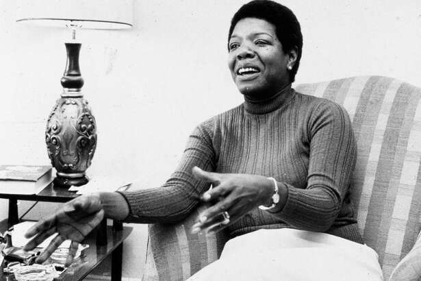 """Maya Angelou, shown around the early 1980s, is profiled in an """"American Masters"""" documentary."""