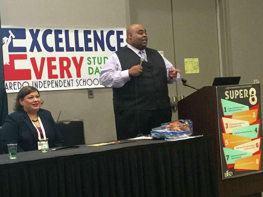 LISD Superintendent Marcus Nelon Photo: Courtesy Photo