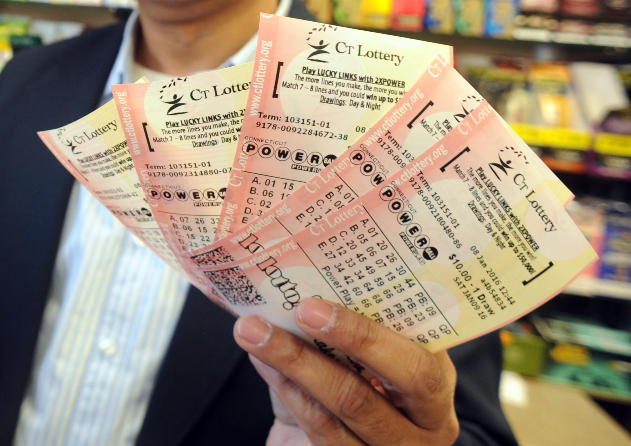 Powerball climbs to 10th biggest jackpot - Connecticut Post