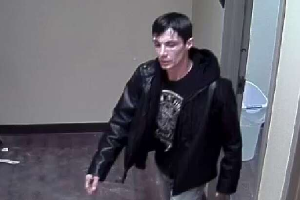Police are seeking the public's help in identifying this alleged work boot thief.