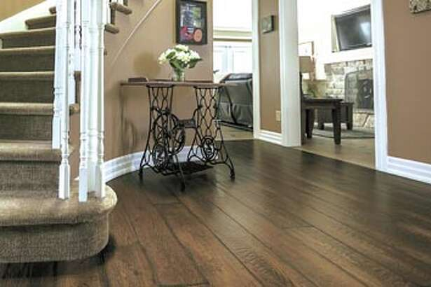 Only real wood flooring is—real wood flooring! So let the experts at  Southwest Floors show you Nature's Reserve real wood flooring from LM,  and think of how amazing it will look in your home. Southwest Floors is  at 1113 Andrews Highway.