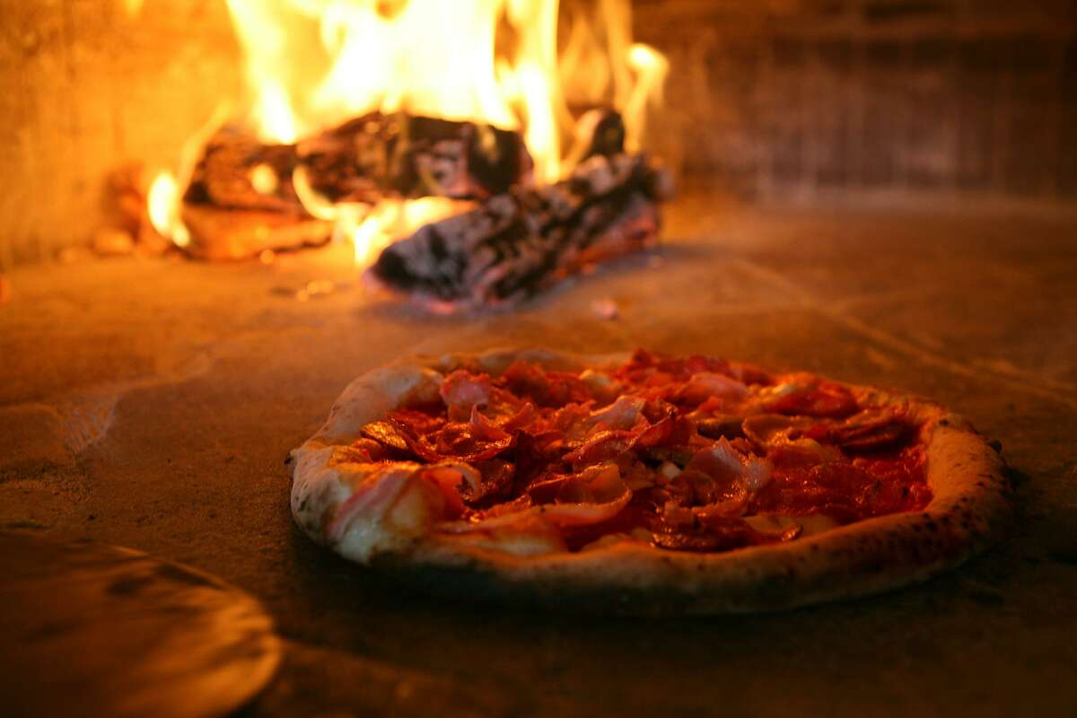 Pork Love pizza from Dough Pizzeria Napoletana