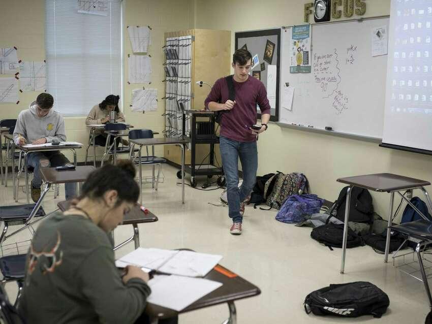 23. Brennan High School Overall grade:A- Students:2,698 Student-to-teacher ratio:18:1