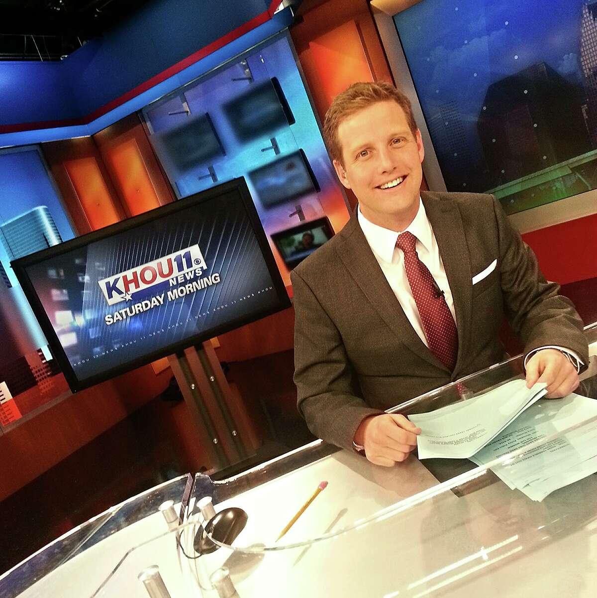 Tim Wetzel - Reporter for KHOU-TV Klout score: 50