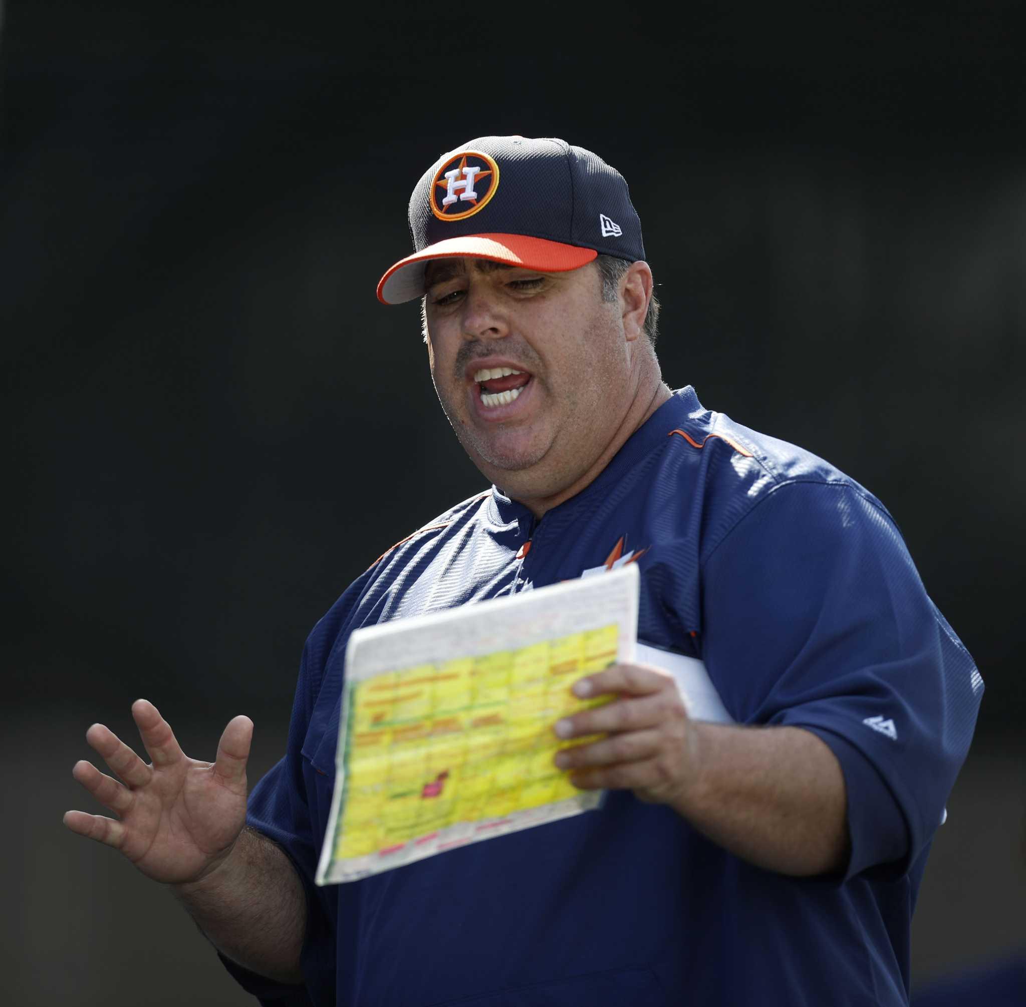 Housing Authority West Palm Beach: Report: Ex-Astros Bullpen Coach Craig Bjornson Hired By