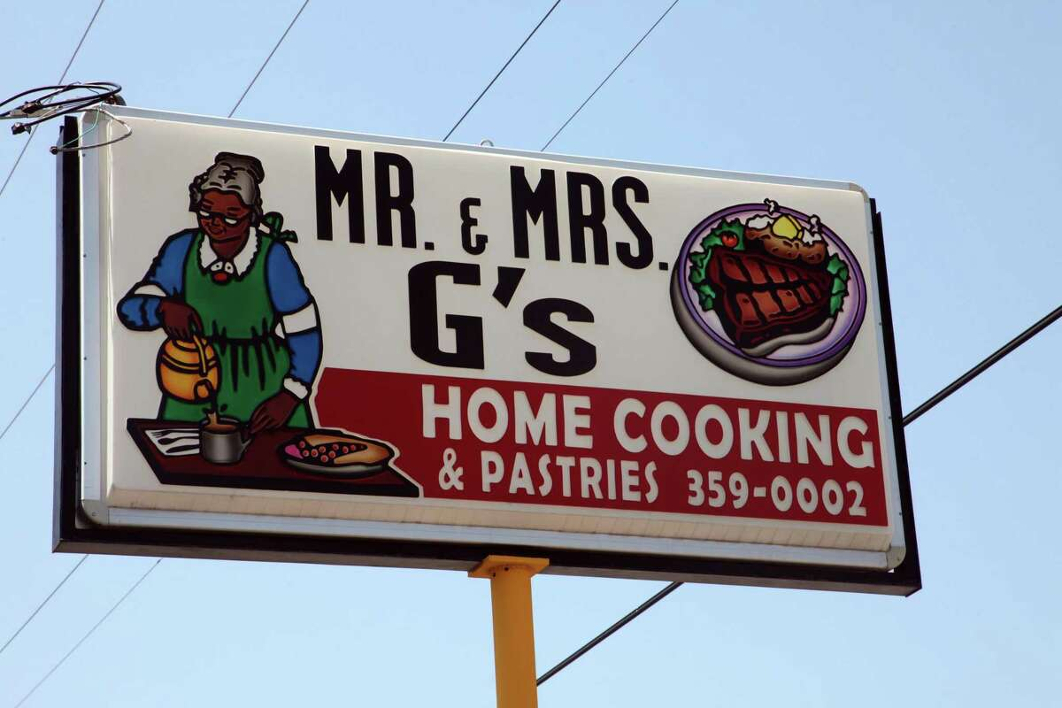Mr. and Mrs. G's Home Cooking