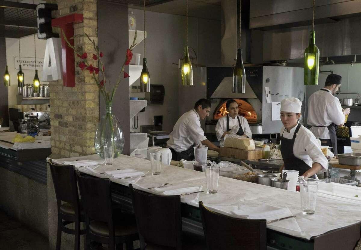 Il Sogno Osteria 200 E Grayson St., (210) 223-3900 Hours: 7-10 a.m., 11:30 a.m.-3 p.m., 6-9:30 p.m. Tuesday-Friday; 9:30 a.m.-3 p.m. Saturday-Sunday; closed Monday