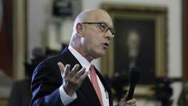 FILE PHOTO Senate Criminal Justice Committee Chairman John Whitmire, a Houston Democrat, has overseen prison operations for more than two decades. He and Senate leaders are pushing for changes in prison operations to make the state's corrections agency — one of the largest state agencies, with more than 35,000 employees — operate more efficiently. (AP Photo/Eric Gay)
