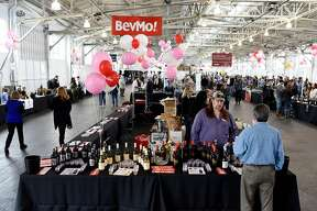 The 2017 San Francisco Chronicle Wine Competition public tasting, held at the Fort Mason Center in San Francisco, CA, on Saturday February 18, 2017.