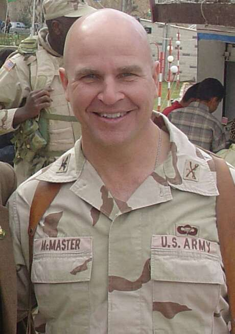Herbert McMaster cemented his reputation in 2005 during the Iraq War.