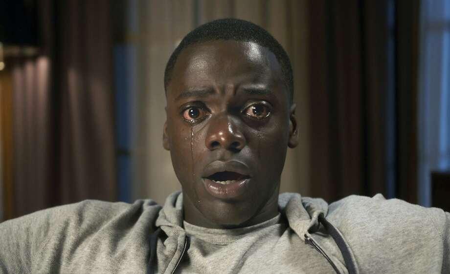 "Daniel Kaluuya's character has an unusual meet-the-parents weekend in ""Get Out,"" Jordan Peele's comic-horror hybrid. Photo: Associated Press"