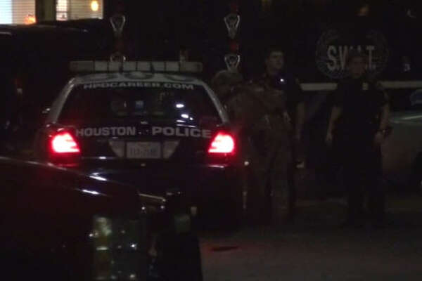 A SWAT standoff in southwest Houston ended peacefully Tuesday morning.