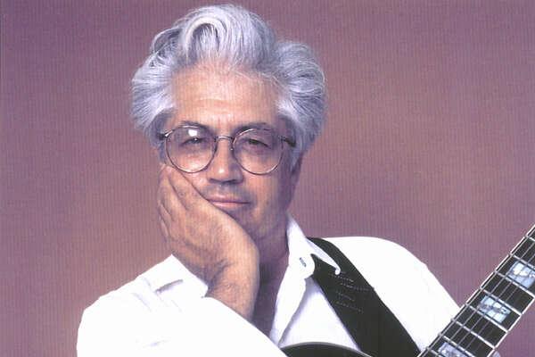 Guitarist Larry Coryell