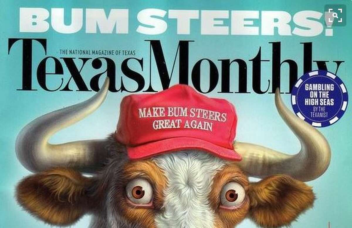 Detail of the January 2017 cover of Texas Monthly. >>>Texas Monthly is already known for its lifestyle coverage. Scroll through the gallery to see its favorite new BBQ joints.