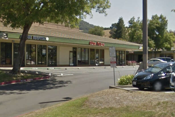 Two armed men robbed China Village Restaurant located at 107 San Marin Drive in Novato on Monday afternoon.