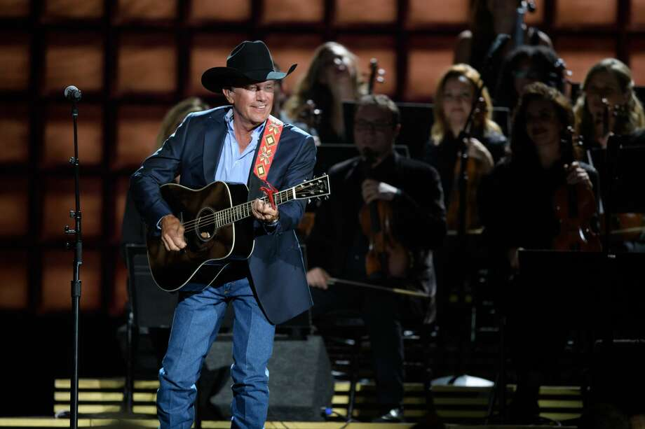 George Strait talks about \'Tennessee Whiskey,\' the hit song that he ...
