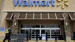Walmart posted its third straight quarter of double-digit online growth, which helped its holiday results top estimates. Still, the world's largest retailer reported fourth-quarter earnings that fell 18 percent as its results have been squeezed by its investments in online upgrades and stores. And total sales were hurt by a stronger U.S. dollar, which is making its international business more challenging.